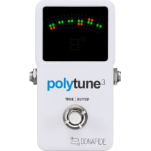 Polytune 3 Polyphonic Guitar Tuner Pedal