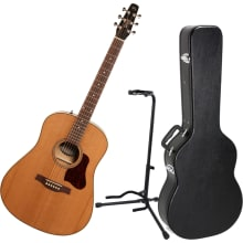 Coastline Momentum Acoustic-Electric Guitar Bundle