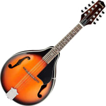 Ibanez M510 BS Brown Sunburst A-Style Mandolin
