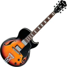AG75 Artcore Hollow Body Guitar (Brown Sunburst)
