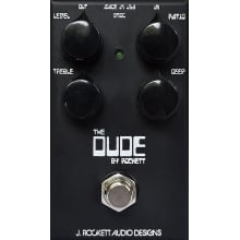 The Dude Overdrive/Distortion Pedal