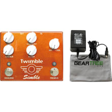 Mad Professor Twimble Overdrive Effects Pedal Bund