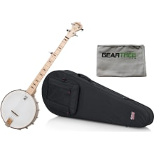 Deering Goodtime Banjo w/ Lightweight Fit-All Banj