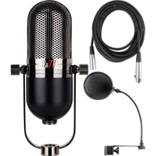 CR77 Vintage-Style Stage Microphone Bundle