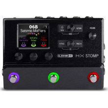 Line 6 HX Stomp Multi-Effects Helix-Based Effects