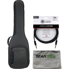 RBCB4 Voyager Continental Bass Case Bundle