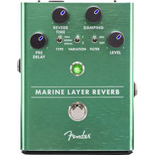 Marine Layer Reverb Guitar Effect Pedal