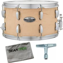 Modern Utility 14X8 Maple Snare Drum Bundle