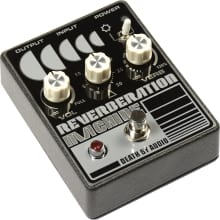 Reverberation Machine Reverb Pedal