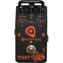 TightMetal Jr Distortion Effects Pedal