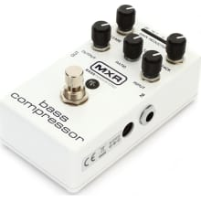 M87 Bass Guitar Compressor Pedal