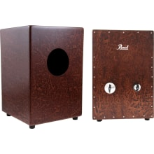 PCJ629 Fiberglass Body Jingle Cajon