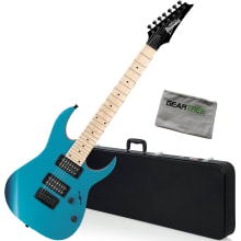 Ibanez GRG7221M MLB Metallic Light Blue Electric G