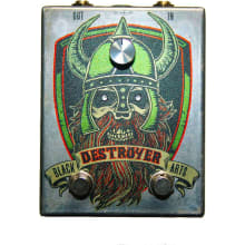 Destroyer Fuzz Guitar Effect Pedal