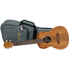 T1K Tenor Ukulele KOA with Padded Gig Bag