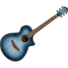 Ibanez AEWC400IBB Acoustic Electric Guitar Indigo