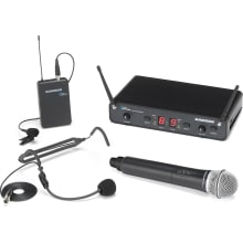 C288ALL-H Concert Dual Channel Wireless System