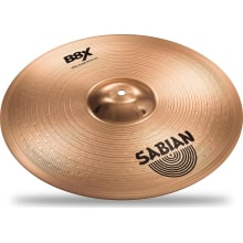 B8X Thin Crash Cymbal - Brilliant