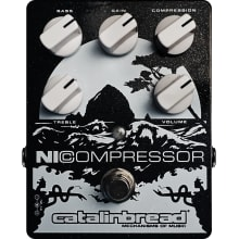 Catalinbread NiCompressor Effects Pedal