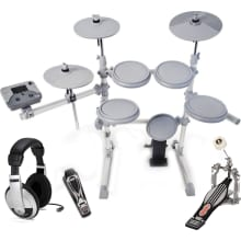 KT1 5-pc Digital Drum Set Bundle