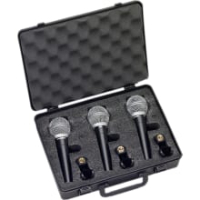 R21 Dynamic Microphone 3-pack