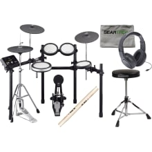 Yamaha DTX562K Electronic Drum Set w/ Hi-Hat Stand