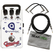 Amptweaker Curveball Jr 3-Band EQ with Dual Boost