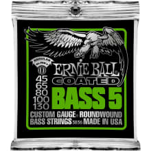 3836 Coated 5-String Bass Strings