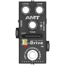 Mini Drive Series E-Drive Effect Pedal