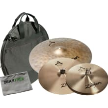 Zildjian ACITYP248 A Series City Pack Cymbal Set B