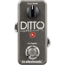Ditto Looper Mini Effects Pedal