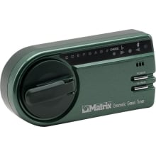 GSR1000 Green Rechargeable Guitar Tuner