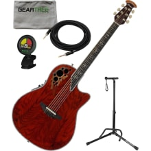 Ovation C2078AXP-OAB ExoticWoods Collection Acoust