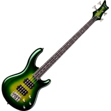 Edge 3 Electric Green Metallic Burst Electric Bass