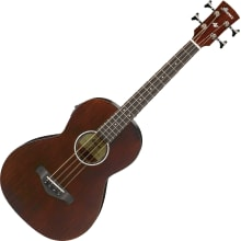 2018 AVNB1E BV 25in. Parlor Acoustic-Electric Bass