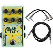 Sneak Attack Attack/Decay and Tremolo Pedal Bundle