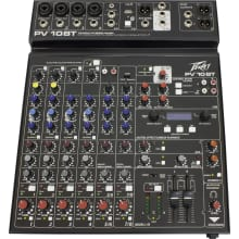 PV Series Mixer with Bluetooth Non-Powered