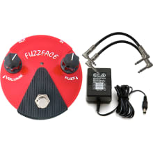 FFM2 Germanium Mini Fuzz Face Bundle