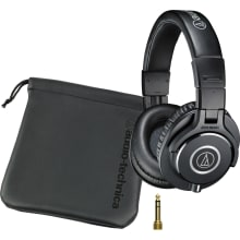 ATH-M40x Closed Back Monitor Headphones