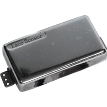 Dually Humbucker Pickup with Chrome Cover