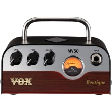 MV50 BQ Boutique 50W Mini Guitar Amplifier Head