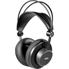 AKG K245 Over-Ear Open-Back Foldable Studio Headph