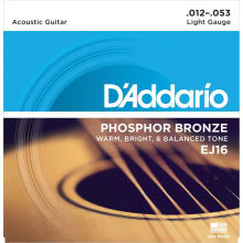 Phosphor Bronze Acoustic Strings