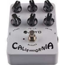 JF-15 California Sound Boogie MKII Tone Pedal