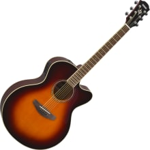 CPX600 Medium Jumbo Acoustic Electric Guitar