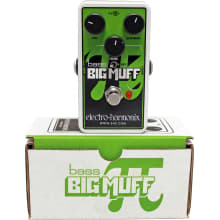 Nano Bass Big Muff Pi Distortion/Sustainer Pedal