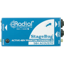 StageBug SB-1 Active Acoustic DI