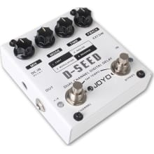 D-SEED Dual Channel Digital Delay Pedal