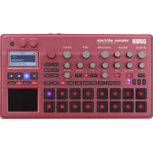 Electribe Sampler in ESX Red with V2.0 Software