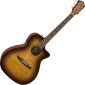 FA-345CE Auditorium CW Acoustic-Electric Guitar